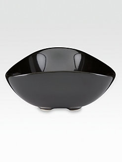 Donna Karan - 7 Easy Pieces Pyramid Bowl/Onyx