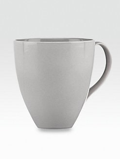 Donna Karan - Matte & Shine Porcelain Coffee Mug/Slate