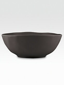 Donna Karan - Casual Luxe Medium Serving Bowl/Onyx