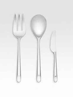 Donna Karan - Rift 3-Piece Serving Set