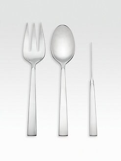 Donna Karan - Ascend 3-Piece Serving Set