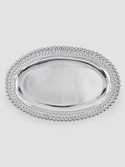 Mariposa - Pearl-Edged Platter