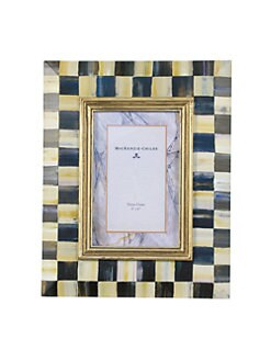 MacKenzie-Childs - 4 X 6 Courtly Check Frame