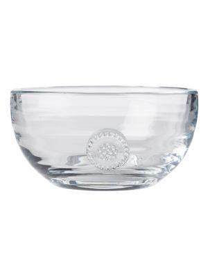 Berry & Thread Glass Bowl