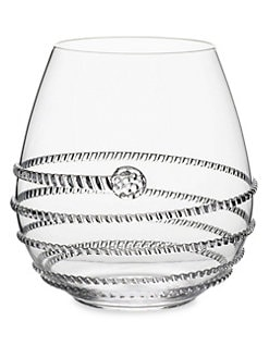 Juliska - Amalia Stemless Red Wine Glass