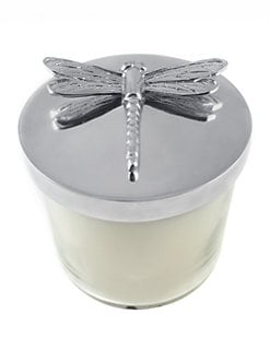 Mariposa - Love in Bloom Dragonfly Candle