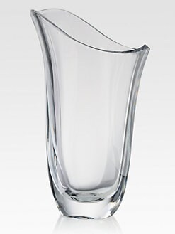 Nambe - Lovebirds Crystal Vase