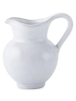 Juliska - Quotidien Small Pitcher/Creamer