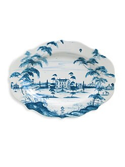 Juliska - Country Estate Large Serving Platter Main House