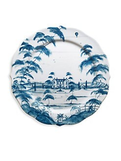 Juliska - Country Estate Charger Plate Main House