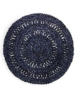 Juliska - Straw Loop Round Placemat