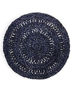 Juliska - Straw Loop Round Placemat