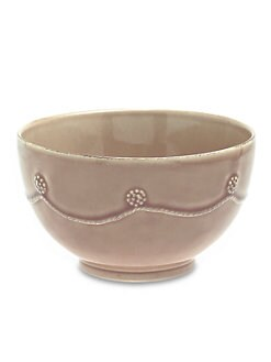 Juliska - Berry & Thread Stoneware Cereal Bowl/Brown