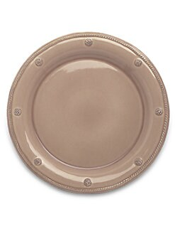 Juliska - Berry & Thread Stoneware Dinner Plate/Brown
