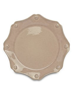 Juliska - Berry & Thread Stoneware Salad Plate/Brown