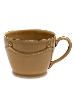 Juliska - Berry & Thread Stoneware Mug/Brown