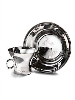 Georg Jensen - Twist Family Cup & Plate Set