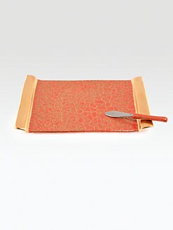 Michael Wainwright - Amalfi Coral Cheese Tray
