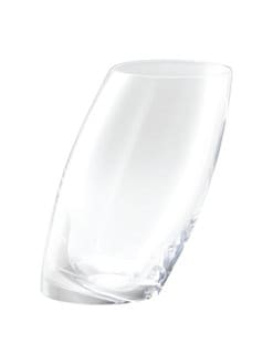 Nambe - Tilt Highball Glass, Set Of 2