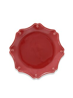 Juliska - Berry And Thread Scallop Charger Plate