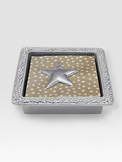 Mariposa - Star Napkin Box