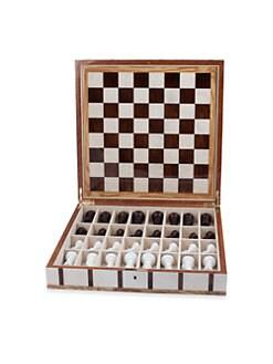Ercolano - Wooden Chess Set