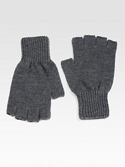 Saks Fifth Avenue Men's Collection - Fingerless Gloves