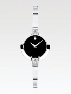 Movado - Bela Diamond Bracelet Watch