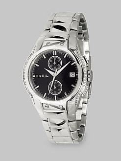 Breil - Urban Stainless Steel Chronograph Bracelet Watch