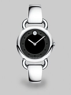 Movado - Stainless Steel Linio Watch