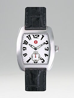 Michele Watches - Black Mini Urban Watch