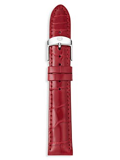 Michele Watches - 16mm Alligator Watch Strap
