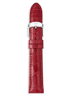Michele Watches - 16mm Alligator Watch Strap