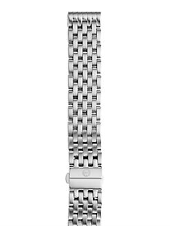 Michele Watches - 18MM Stainless Steel Bracelet