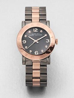 Marc by Marc Jacobs - Two-Tone Stainless Steel Watch