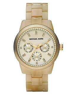 Michael Kors - Ladies Horn Sports Bracelet
