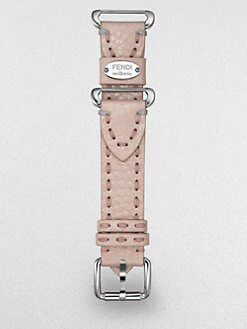 Fendi - Selleria Leather Strap