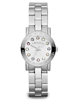Marc by Marc Jacobs - Stainless Steel & Crystal Watch