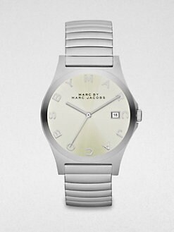 Marc by Marc Jacobs - Stainless Steel Watch