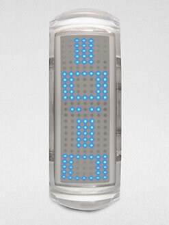Marc by Marc Jacobs - Digital LED Watch/Clear