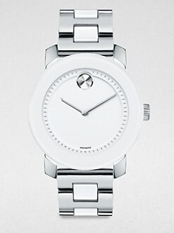 Movado - Stainless Steel & TR90 Watch