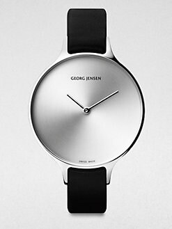 Georg Jensen - Stainless Steel Watch