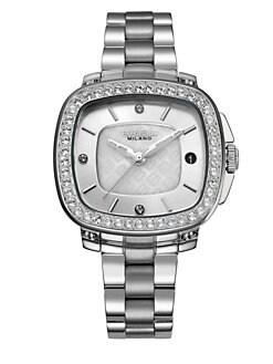 Breil - Capital Stainless Steel & Crystal Bracelet Watch