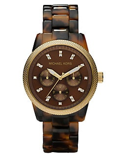 Michael Kors - Tortoise Sports Bracelet