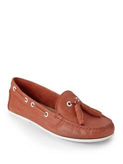 5/48 - Leather Tassel Loafers