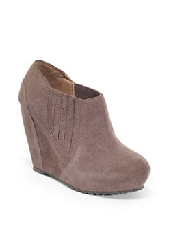 5/48 - Kimmie Suede Wedge Boots