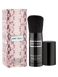 Jimmy Choo - Shimmering Perfumed Body Powder