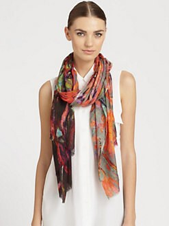 Bindya - Foster Cashmere & Silk Scarf