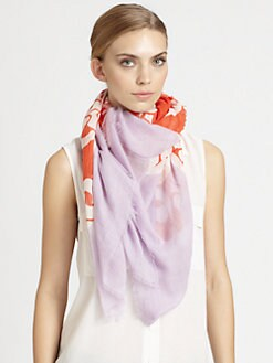 Diane von Furstenberg - Hanovar Wool & Silk Scarf