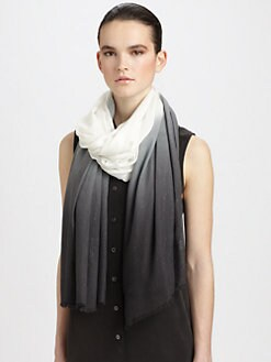Armani Collezioni - Degrade Shimmer Scarf